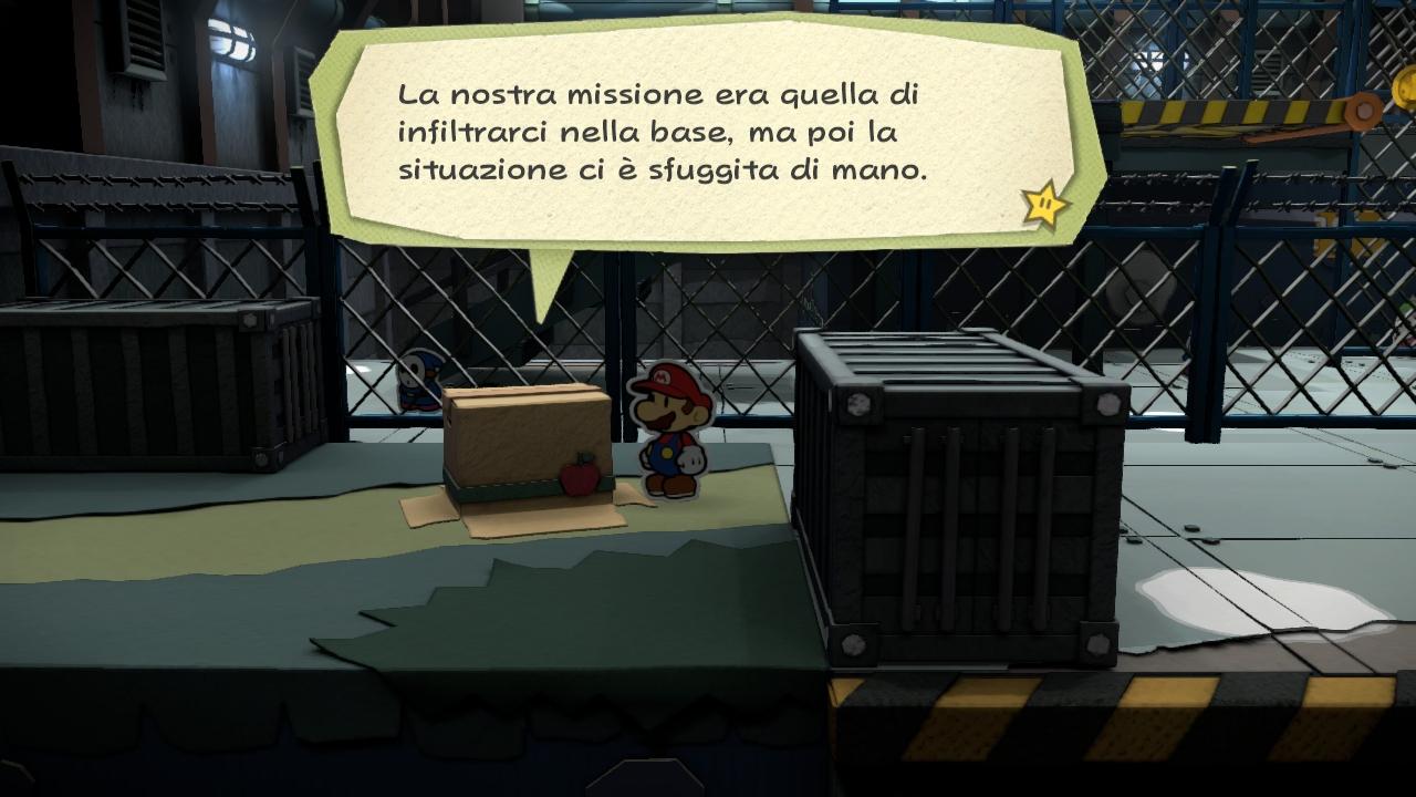Quando vedi Mario citare Metal Gear Solid, Sonic e persino L'Esorcista non puoi più avercela con gli sceneggiatori.