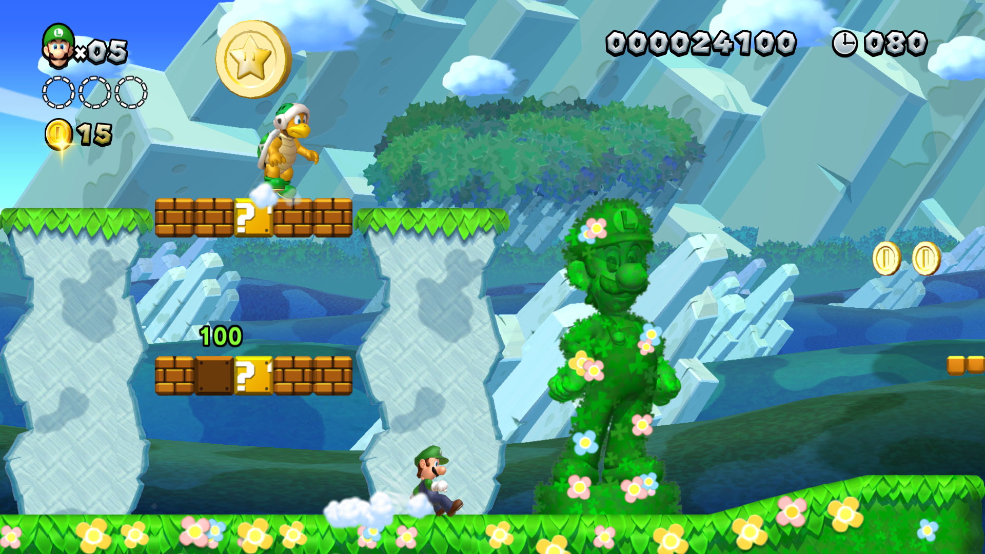 <em>New Super Luigi U</em> è pieno zeppo di easter egg a tema Luigi, e trovarli è uno spasso.