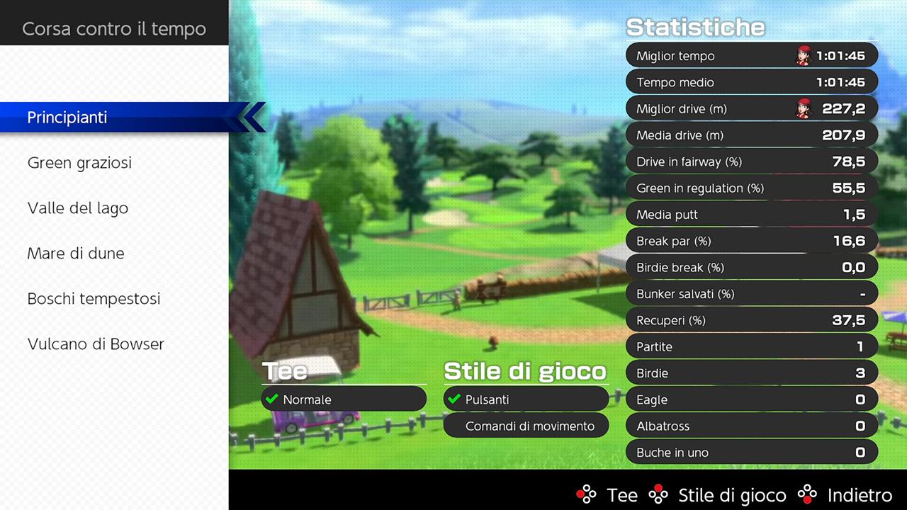 Esempio screenshot 1
