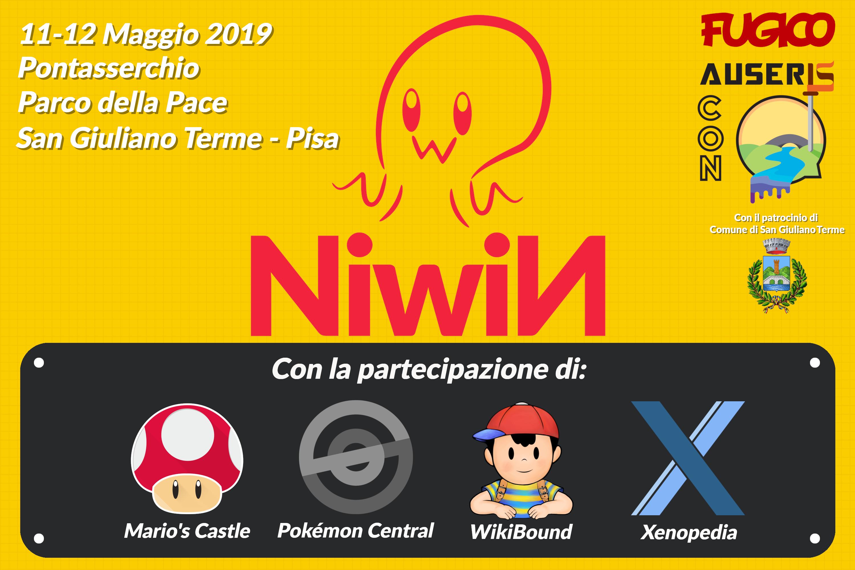 NiwiN partecipa all'AuserisCon 2019