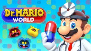 Illustrazione di Dr. Mario World