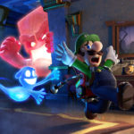 Illustrazione di My Nintendo di Luigi's Mansion 3.