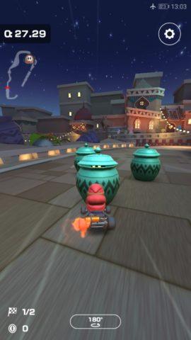 Mario Kart Tour - Le giare