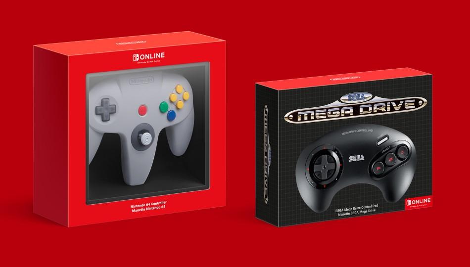 Nintendo Switch Online – Annunciati giochi Nintendo 64 e SEGA Mega Drive,  in arrivo a fine ottobre – Mario's Castle